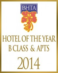 BHTA B Class Award 2014